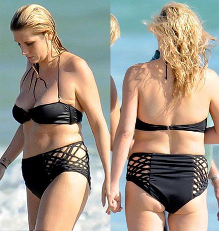 11 mỹ nhân mặc bikini xấu nhất thế giới! - 14