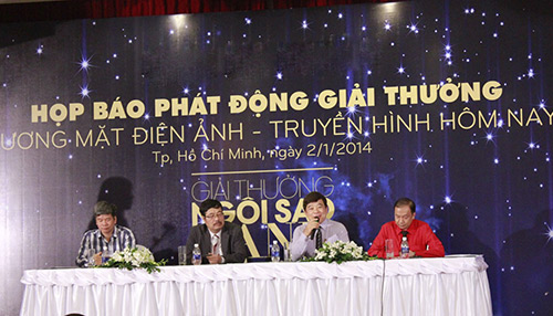 Ngôi sao xanh: Giải thưởng mới của phim Việt - 1
