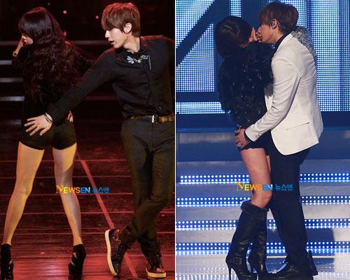 Mặc hở, nhảy gợi dục lan tràn showbiz Hàn! - 6