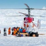 Tin tức trong ngày - Giải cứu hành khách tàu Nga mắc kẹt ở Nam Cực