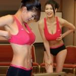 Thời trang - Nữ võ sỹ quyền anh sở hữu vòng 1 gợi cảm