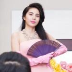 Ngôi sao điện ảnh - Thủy Tiên hóa tiểu thư đón Tết