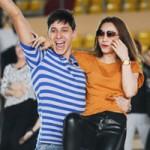 Ca nhạc - MTV - Ngân Khánh gợi cảm bên bạn nhảy 19 tuổi