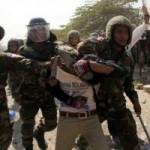 Tin tức trong ngày - Campuchia: Quân đội nổ súng trấn áp biểu tình