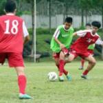 Bóng đá - U19 VN đá ma 65 đường chuyền 1 chạm