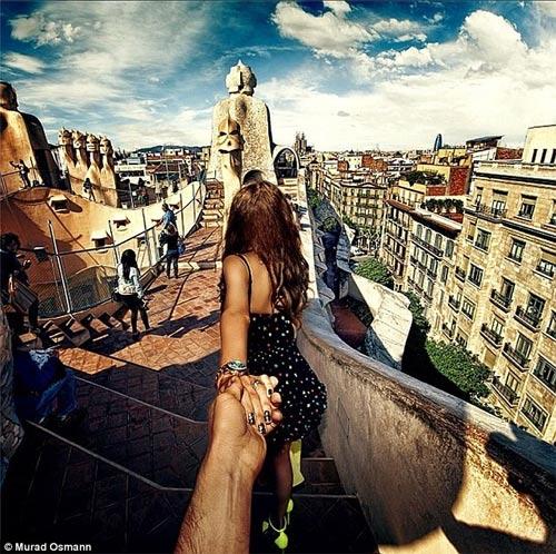 """""""Hãy cùng em đi khắp thế gian"""" - 14"""