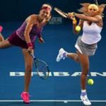 Thể thao - Serena - Azarenka: Vững như bàn thạch (CK Brisbane)