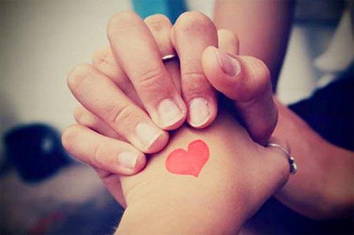 Thơ tình: Tình yêu của anh