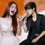 Ca nhạc - MTV - Hương Tràm ngại ngùng tái hợp Bùi Anh Tuấn