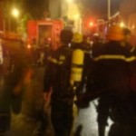 An ninh Xã hội - Kẻ câm, tâm thần tranh chấp đất bằng cách đốt nhà