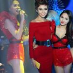 Ca nhạc - MTV - Hương Giang Idol gợi cảm bên Mâu Thanh Thủy