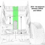 Thể thao - F1: Những thay đổi khí động học (P2)
