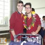 """Bóng đá - Dàn """"hotboy"""" của AS Roma đã đến VN"""