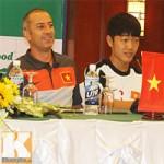 Bóng đá - U19 VN không bị áp lực sau thất bại của U23