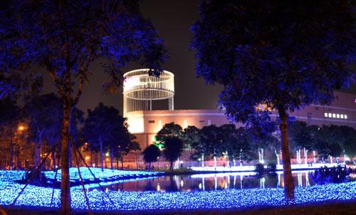 Công viên Tân Phú lung linh với 500 nghìn đèn led - 5