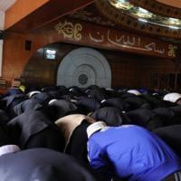 TQ: Giẫm đạp ở nhà thờ Hồi giáo, 14 người chết