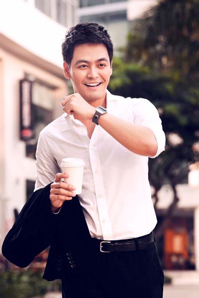 Bí quyết làm đẹp của mỹ nam Phan Anh - 1