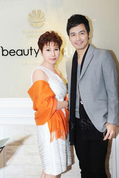 Bí quyết làm đẹp của mỹ nam Phan Anh - 2