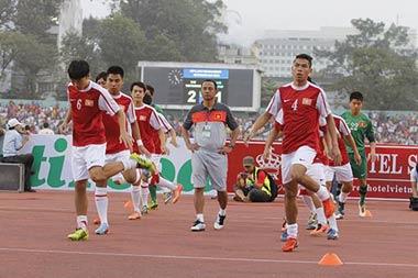 TRỰC TIẾP U19 VN-U19 Roma: Nỗ lực không thành (KT) - 5