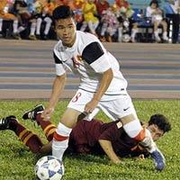 TRỰC TIẾP U19 VN-U19 Roma: Nỗ lực không thành (KT)