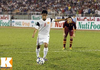 TRỰC TIẾP U19 VN-U19 Roma: Nỗ lực không thành (KT) - 6