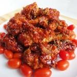 Ẩm thực - Đùi gà chiên kiểu Hàn đầy hấp dẫn