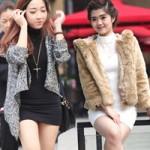 Thời trang - Váy ngắn ngập phố Hà Nội ngày nắng