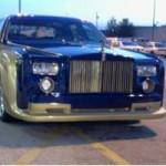 """Ô tô - Xe máy - Bản độ xấu xí """"nhái"""" Rolls-Royce Phantom"""