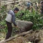 Tin tức trong ngày - Mạo hiểm tìm đá quý để bán… 1 triệu đồng/kg