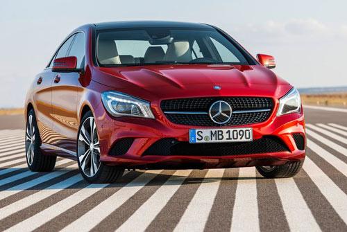 """""""Công thần"""" CLA-Class giúp Mercedes-Benz soán ngôi BMW - 2"""