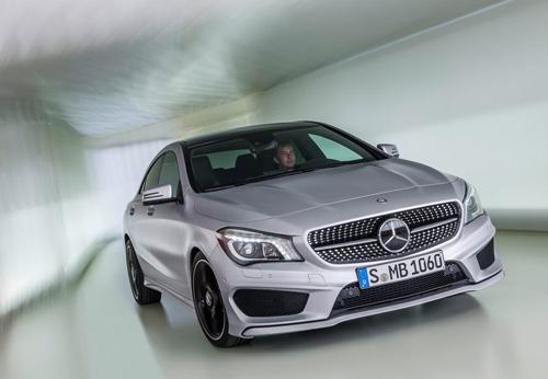 """""""Công thần"""" CLA-Class giúp Mercedes-Benz soán ngôi BMW - 4"""