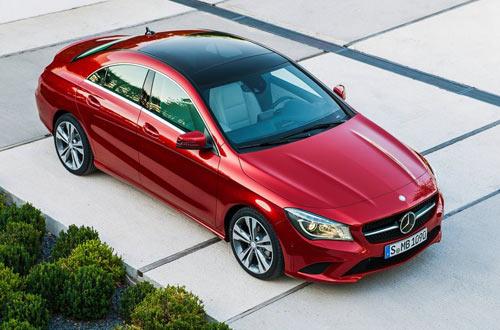 """""""Công thần"""" CLA-Class giúp Mercedes-Benz soán ngôi BMW - 7"""