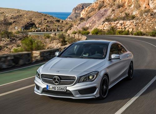 """""""Công thần"""" CLA-Class giúp Mercedes-Benz soán ngôi BMW - 1"""