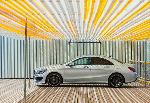 """""""Công thần"""" CLA-Class giúp Mercedes-Benz soán ngôi BMW - 3"""