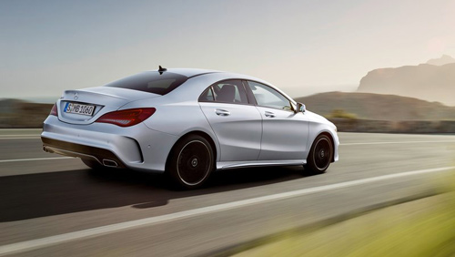 """""""Công thần"""" CLA-Class giúp Mercedes-Benz soán ngôi BMW - 5"""