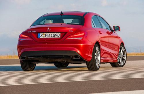 """""""Công thần"""" CLA-Class giúp Mercedes-Benz soán ngôi BMW - 6"""