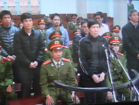 Dương Tự Trọng bị đề nghị đến 20 năm tù - 6