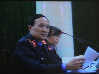 Dương Tự Trọng bị đề nghị đến 20 năm tù - 1