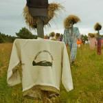 Du lịch - Thăm cánh đồng bù nhìn kỳ quái ở Phần Lan