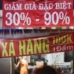 """Thời trang - 2013: Thời trang Việt """"được mùa"""" giảm giá!"""