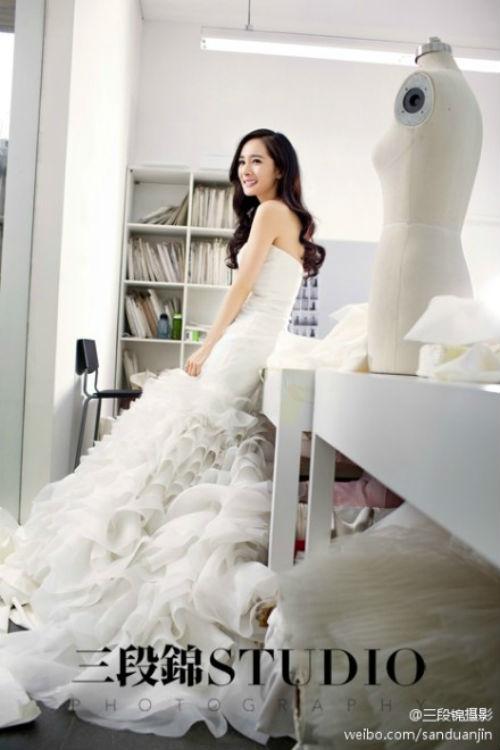 Đám cưới tốn kém của Dương Mịch, Lưu Khải Uy - 13
