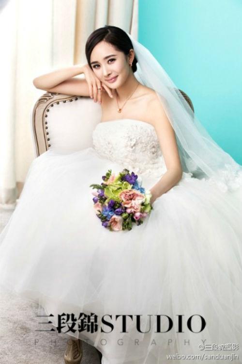 Đám cưới tốn kém của Dương Mịch, Lưu Khải Uy - 15