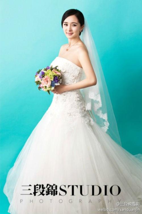 Đám cưới tốn kém của Dương Mịch, Lưu Khải Uy - 16