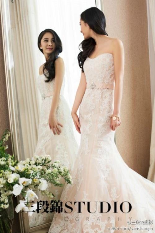 Đám cưới tốn kém của Dương Mịch, Lưu Khải Uy - 17
