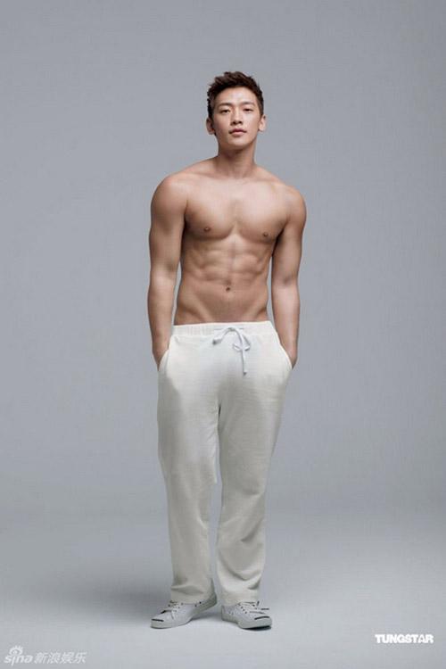 """""""Nghẹt thở"""" vì bụng 6 múi của mỹ nam Hàn - 2"""