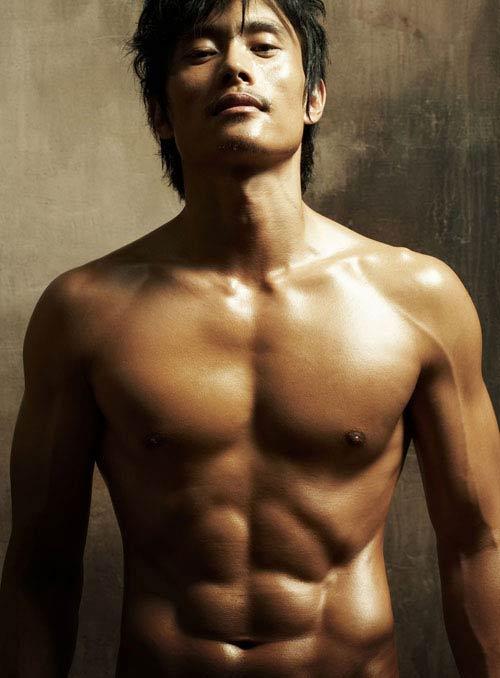 """""""Nghẹt thở"""" vì bụng 6 múi của mỹ nam Hàn - 5"""