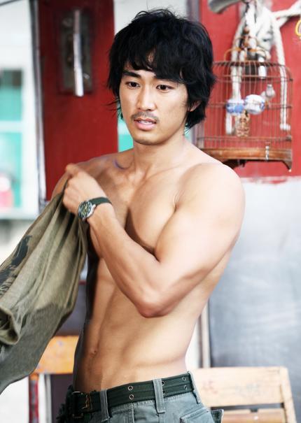 """""""Nghẹt thở"""" vì bụng 6 múi của mỹ nam Hàn - 8"""