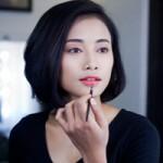 Làm đẹp - Trang điểm gợi cảm cho nữ công sở mặt vuông