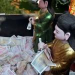Tin tức trong ngày - Sự thật 1.200 bao tải tiền ở chùa Hương