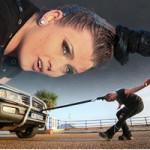 Phi thường - kỳ quặc - Cô gái dùng tóc kéo xe hơi 4 tấn